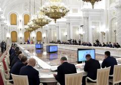Владимир Илюхин принял участие в заседании Государственного совета по вопросам аграрной политики