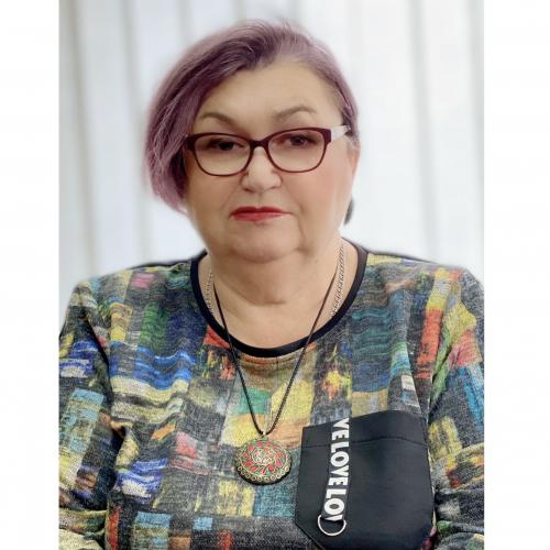 Снегурова Раиса Александровна