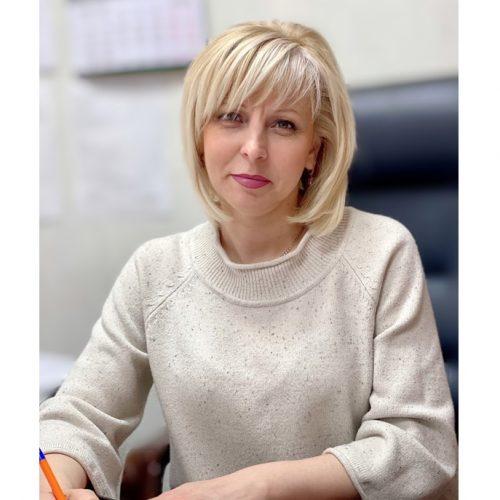 Сушенкова Светлана Александровна