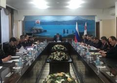 В Правительстве Камчатского края состоялось заседание комиссии по противодействию незаконному обороту промышленной продукции