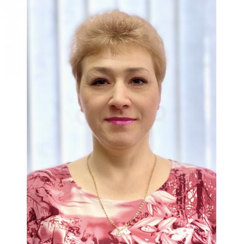 Ерёменко Татьяна Петровна