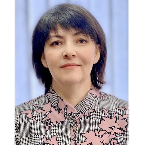 Жук Бадангуль Айткалиевна