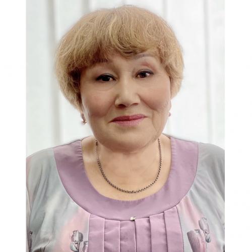 Подлесная Татьяна Инбековна