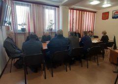 Прошло первое заседание Общественного совета в новом составе