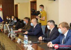 В краевом Правительстве назначили восемь руководителей министерств