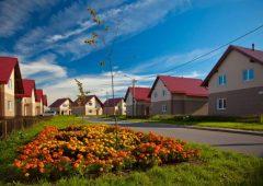 Благодаря льготной сельской ипотеке улучшить жилищные условия смогли 45 тысяч семей по всей стране